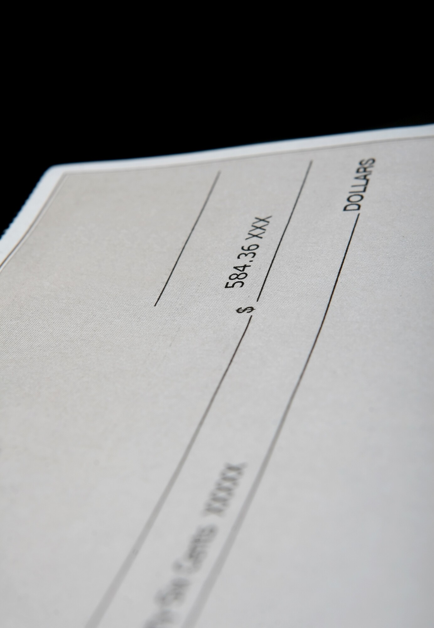 cash a check without an id